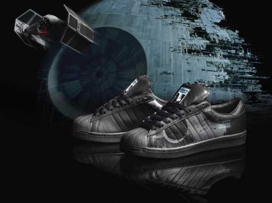Zapatos Adidas 2010 De Star Wars