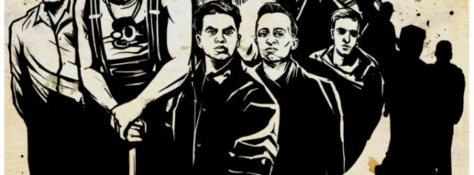 The Lost Artwork of Inglourious Basterds