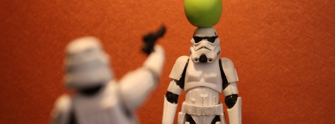 Star Wars: What Stormtroopers Do On Their Day Off – Part 2