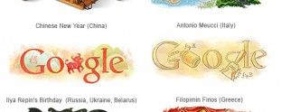 Foreign Google Logos You Probably Haven't Seen