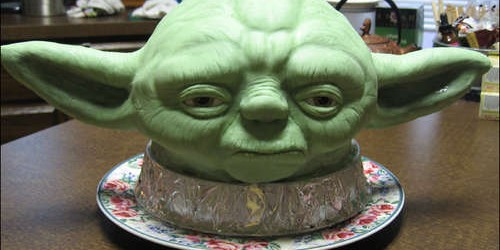 21 Incredible Star Wars Themed Food