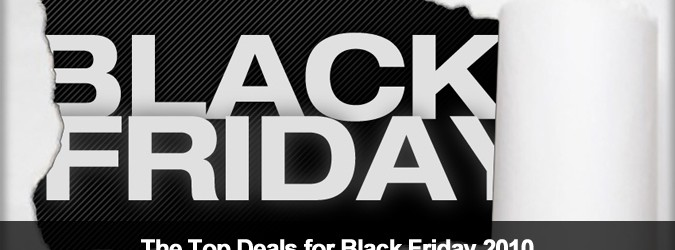 The Top Black Friday Deals