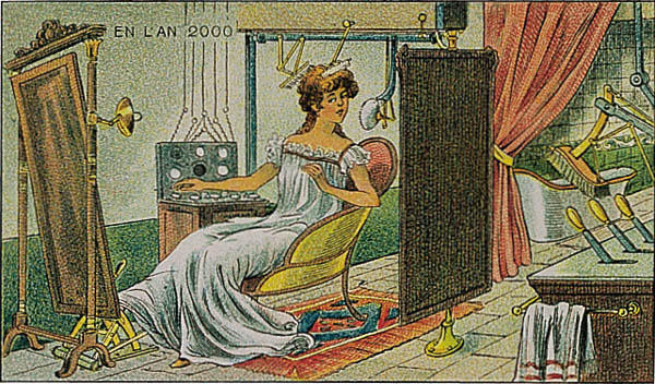 How The Year 2000 Was Envisioned in 1910