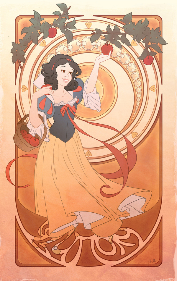 The 7 Deadly Sins as Disney Princesses