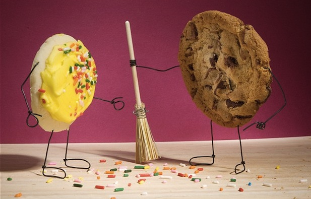 Hilarious Views of When Food Comes Alive
