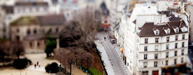 20 Amazing Tilt-Shift Photographs