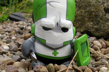 9 Castle Crashers-Inspired Designs