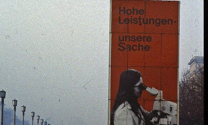 Glimpses of the Past: 18 Pictures of East Berlin