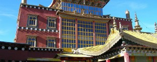 15 Astonishing Scenes of Tibetan Monasteries