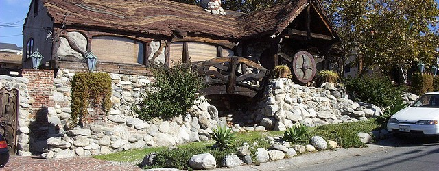 12 Fantasy Homes in Real Life