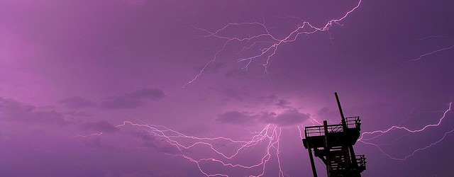 10 Scariest Images of Lightning, Caught on Film
