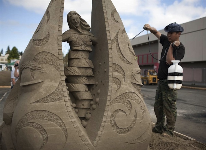 Magically Surreal Sand Art You Rarely See