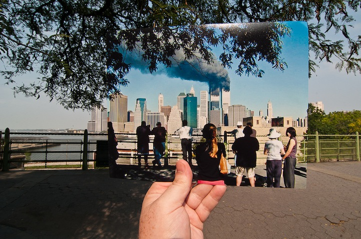 Looking Into the Past: Moving 9/11 Photographs