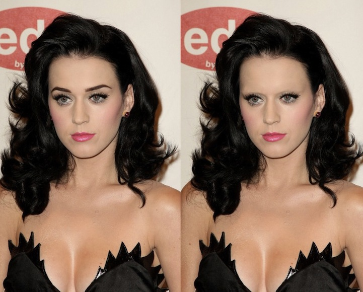 Creepy Pictures of Celebrities if They Had No Eyebrows