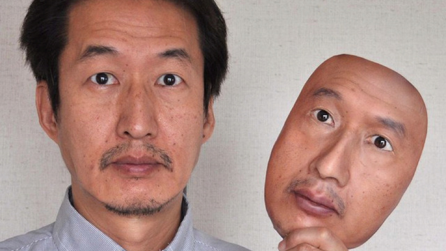 3D Masks So Lifelike They're Actually Disturbing
