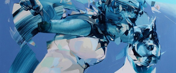 Surreal Abstractions Blending Graffiti And Fine Art
