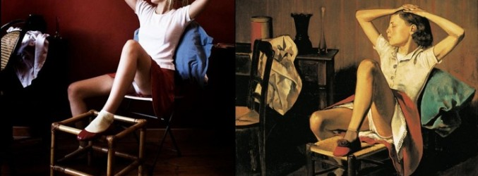 14 Classic Works of Art Re-Imagined In Real Life