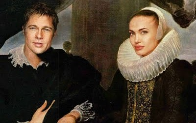 Photoshop: 25 Modern Celebrities of the Renaissance