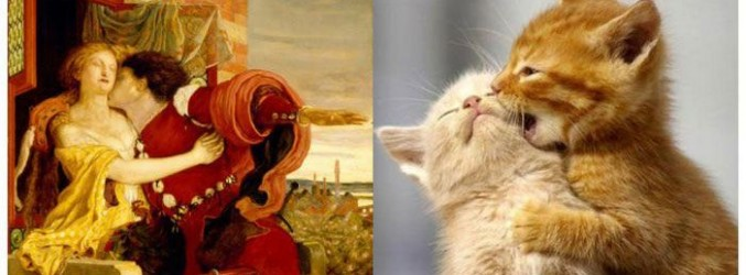 Artistic Felines: 20 Cats Imitating Classical Art