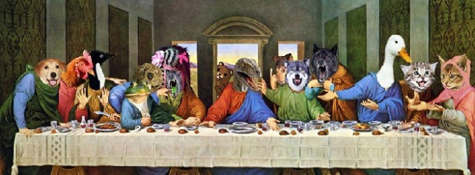 26 Amusing Alternatives of Da Vinci&#8217;s The Last Supper