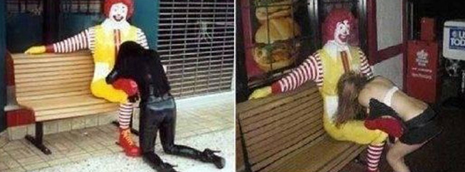 The Tragic &amp; Unfortunate Story of Ronald McDonald