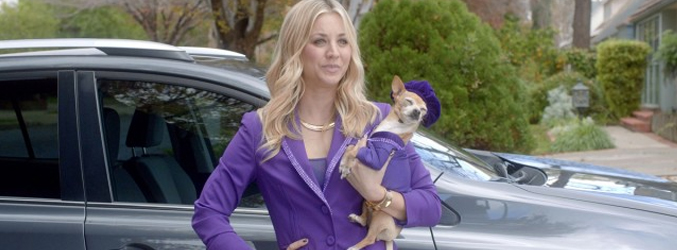 Kaley Cuoco Stars in Toyotas New Big Game Ad (Sponsored)