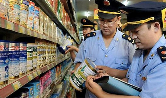 China has always been plagued with milk contamination to this day. Contaminants include everything from mercury to detergent.
