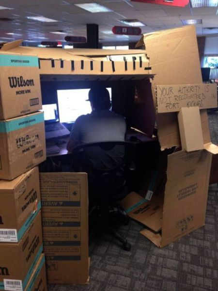 If You Can't Laugh At Work You Would Probably Cry (46 pics) Wildammo (39)